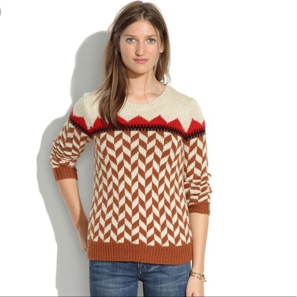 Madewell Sweaters - SzXS Madewell wool sweater